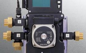 Controls/Control Panels - Viega Hydronic Mixing Block