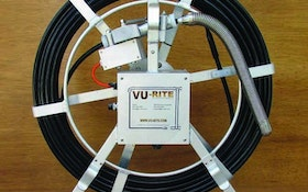 Drainline Inspection - Vu-Rite Video Inspection Systems Mini Camera