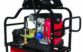 Water Cannon pressure washer/ jetter