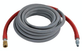 Water Cannon Inc. - MWBE nonmarking pressure washer hose