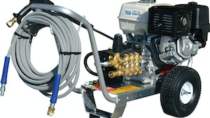 Water Cannon Inc. - MWBE pressure washers