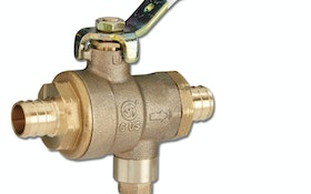 Watts all-in-one ball and relief valve
