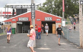 3-Day Music Festival Puts Plumbing to the Test