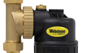 Fittings - Webstone, a brand of NIBCO Magnetic Boiler Filter