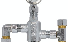 Webstone, a brand of NIBCO, Ultra-Compact Thermostatic Mixing Valve