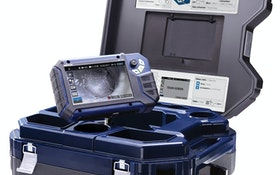 Drainline TV Inspection Cameras - Wohler USA VIS 700