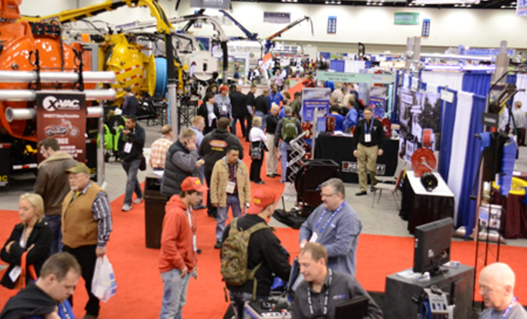 Largest WWETT Show in History Awaits Plumbers in 2016