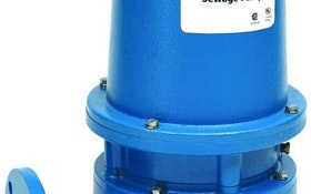 Goulds Water Technology, a Xylem brand, sewage pumps