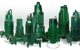 Pumps - Zoeller Company solids-handling pumps