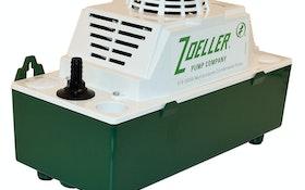 Pumps - Zoeller Pump Model 519 Condensate Pump