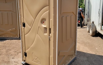 Polyportable Axxis toilets. $550 each.
