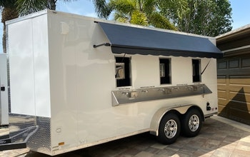 New Custom Hand-Wash Trailers