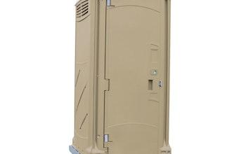 Brand new Satellite Maxim 3000 toilets with handwash