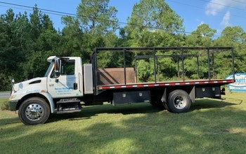 2007 International 4300 Flatbed