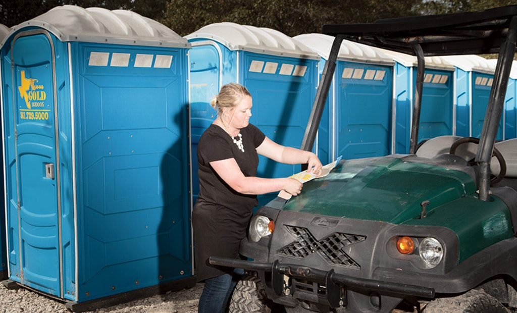 Jordan Garcia is Just Starting Out in the Portable Sanitation Industry