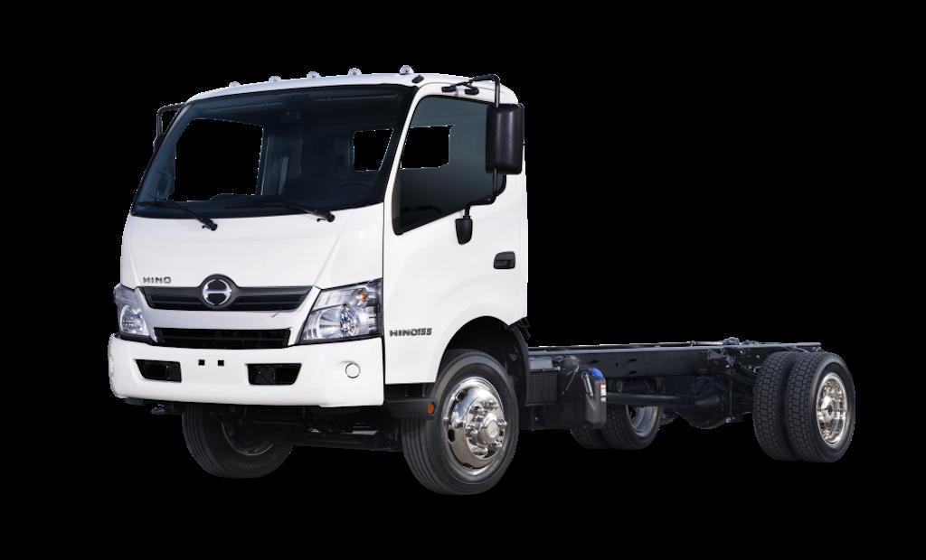 Hino Trucks Adds Class 4 Model 155 to Its Light-Duty Lineup
