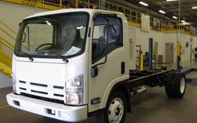 Isuzu Announces N-Series Production Milestone