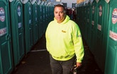 Providing Portable Sanitation For Wellfleet OysterFest In Massachusetts