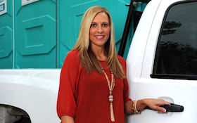 Woman-Owned Portable Toilet Business Thrives In Texas