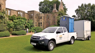 UK Portable Sanitation Early Adopters Build Their Own Restroom Trailers