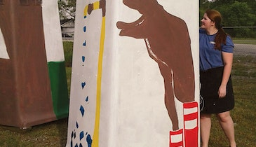 Painted Potties and Promoting Portable Sanitation