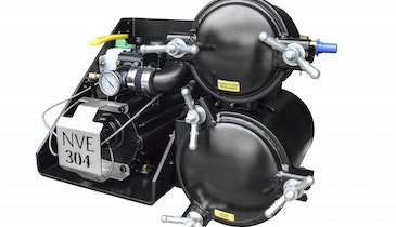 New Compact and Durable Vacuum Pump