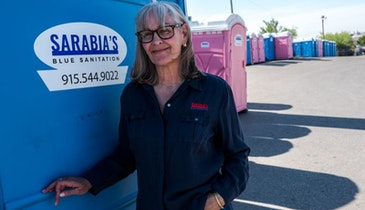 El Paso Portable Restroom Provider Keeps Its Community Clean
