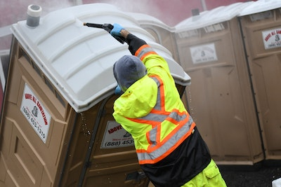 Minnesota's Schlomka Provides Portable Toilets For Construction, Special Events And The Oil Industry