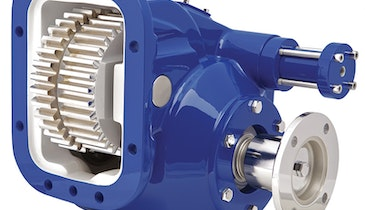 Consider Torque, Speed, Mounting Options When Selecting PTO