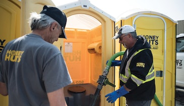 The Partners at This Canadian Portable Sanitation Company Have Found Sweet Success