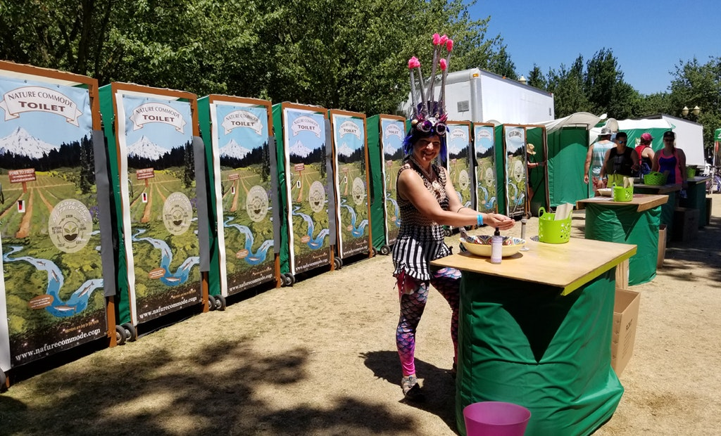 Are 'Green' Portable Restrooms the New Frontier in Public Sanitation?