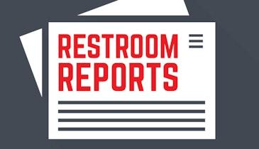 Restroom Reports: June 2018