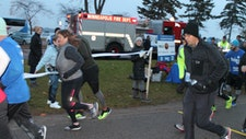 PSAI's First Urgent Run Nets Generous Donation for Charity