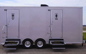 Restroom Trailers - A Restroom Trailer Company (ART Co.) 207-W