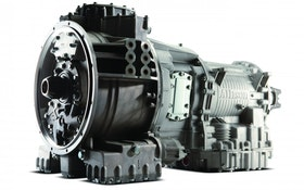 Allison Transmission unveils fully automatic hybrid for commercial vehicles
