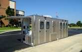 What is a Golden Porta-Potty Contest?