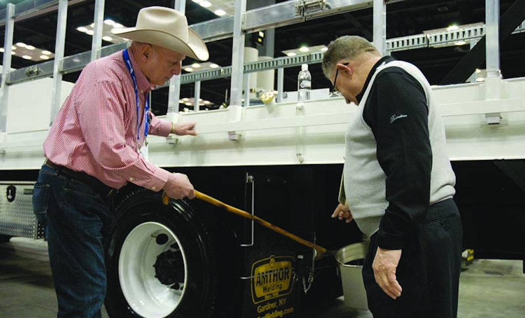 Flat Vac Tanks Can Carry Up To 2,000 Gallons Of Waste And Haul Up To 12 Restrooms For Delivery