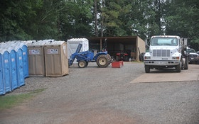Growing Portable Sanitation Business Utilizes Government Contracts & Construction Knowledge