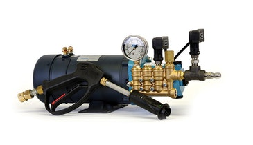 Armstrong Equipment named Cat Pumps distributor
