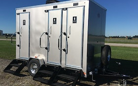 Restroom Trailers - A Restroom Trailer Co. 1203-W