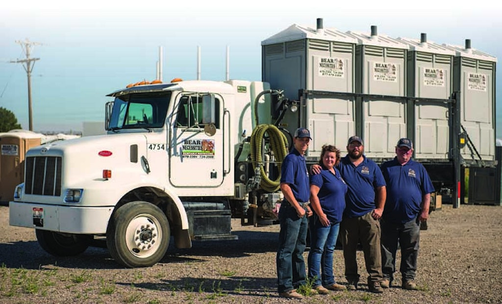 Growing a Portable Restroom Company from Scratch