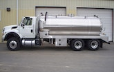 Choosing a Tank for Your Next Portable Restroom Service Truck