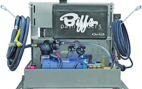 Pressure Washers and Sprayers - Biffs Pathfinders spray cleaning system