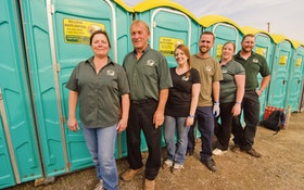 Fine-tuned Logistics Allow Canadian Portable Toilet Company to Enjoy and Supply Folk Festival