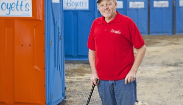 Storm Season: 6 Ways to Save Your Portable Toilet Business