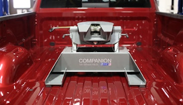 New Trailer Hitch Boosts Load Capacity to 20,000 Pounds