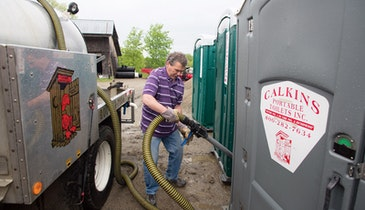 Vermont Portable Toilet Operator Endures Harsh Winters, Looks to Modernize Marketing