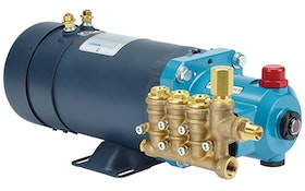 Washdown/Water Pumps - Cat Pumps 4DX Series