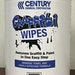 Graffiti Removal - Century Chemical Graffiti Wipes