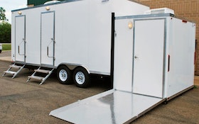 Restroom Trailer Operation and Service